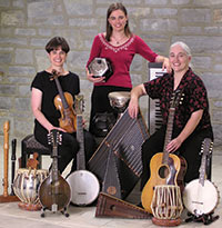 Simple Gifts will be the musical hosts at Folk College 2016